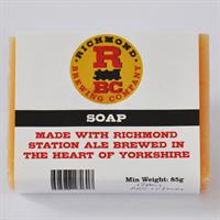 Natural Handmade Solid Beer Soap