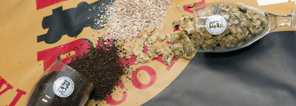 imgRichmond Brewing Ingredients